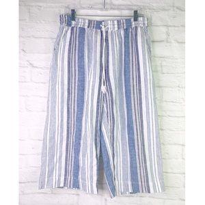 Beach Lunch Lounge Linen & Cotton Pants